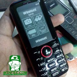 Winmax MH8 Flash File Sc6531A